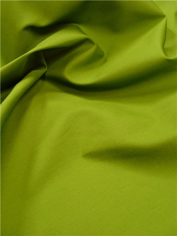 Poplin 59 threads/cm - Plain - Kiwi