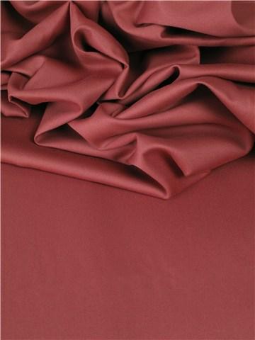 Sergé de coton rose par Stragier