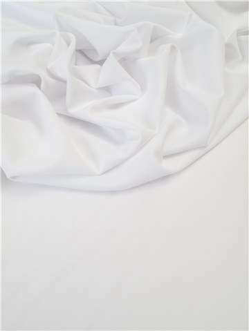 Ultra Stretch Glossy - Uni - Blanc