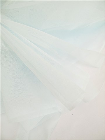 Tulle Extra Soft - Uni - Pale Blue