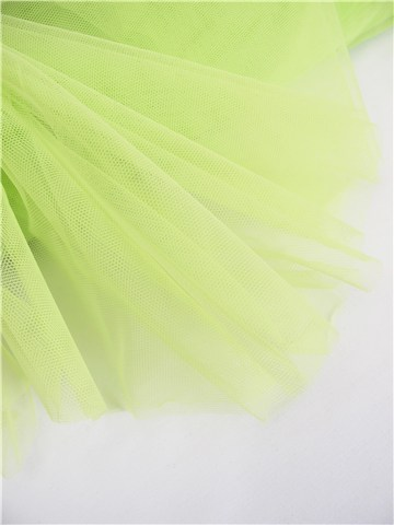 Tulle Extra Soft - Uni - Anis