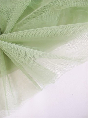Tulle Extra Soft - Uni - Lime