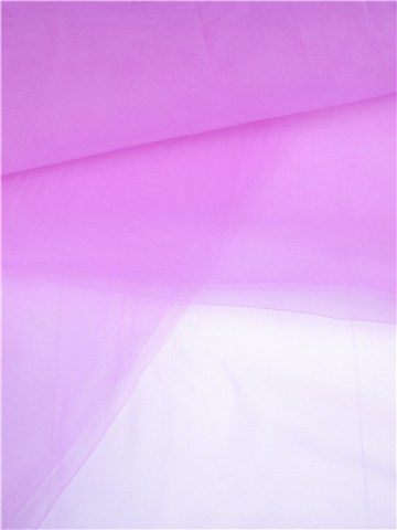 Tulle 20D- Mailles Medium - Uni - Lilas rose