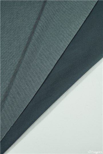 Entoilage Coton thermocollant - Anthracite