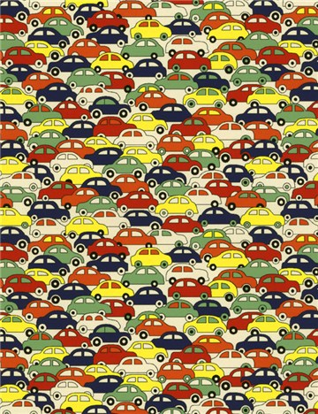 Liberty Tana Lawn - Cars - Z