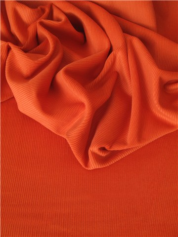 Velours milleraies Extra - Uni - Orange