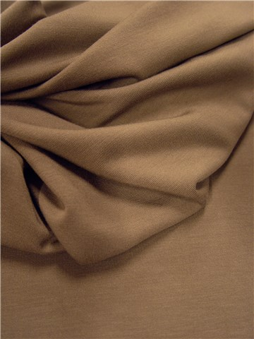 Jersey Extra-Soft - Uni - Taupe