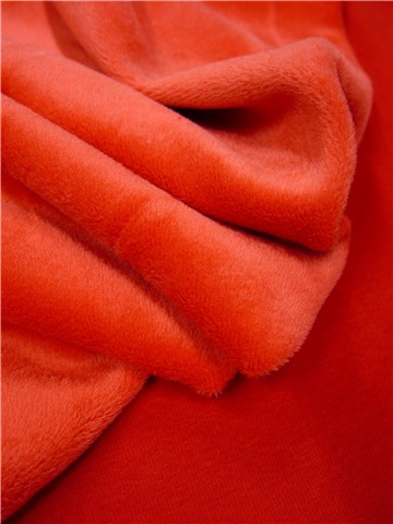 Teddysoft double-face - uni - Rouge Corail