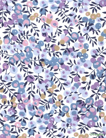 Liberty Tana Lawn - 9009 Wiltshire - Lilas