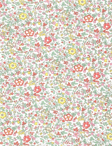 Liberty Tana Lawn - 8021 Katie and Millie - Pastel