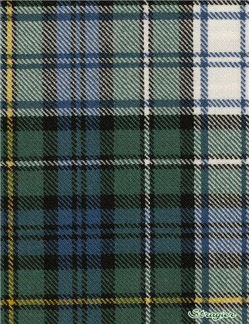 Tartan Ecossais Pure Laine - Campbell Dress Ancient -