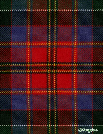 Tartan Ecossais Pure Laine - Hay and Leith Modern -