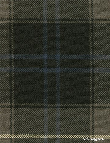 Tartan Ecossais Pure Laine - Patriot Weathered -