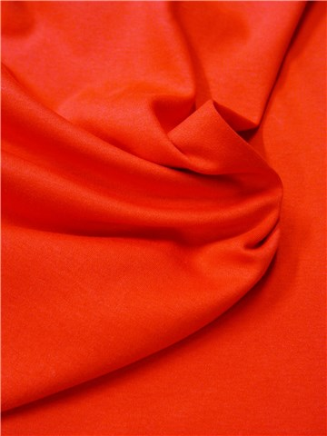 Interlock pur coton 155 gr/m² - uni - Rouge