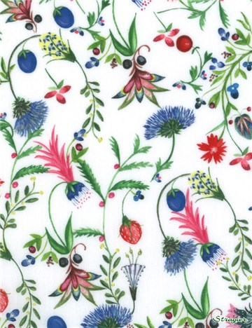 Liberty Tana Lawn - Temptation Meadow - A