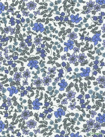Liberty Tana Lawn - Emilia's Bloom - A