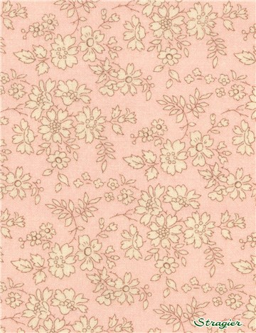 Liberty - Double Gaze - 3055 Capel - Rose Nude