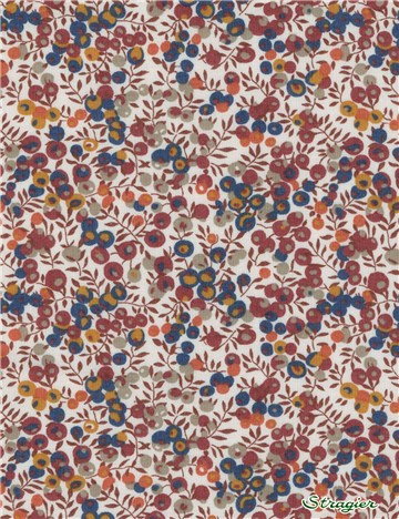 Liberty Tana Lawn - Wiltshire Bud - Noisette