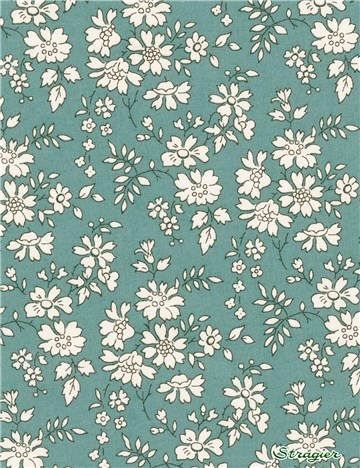 Liberty Tana Lawn - 3055 Capel - Sea Green