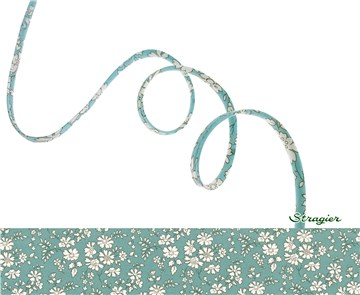 Cordon Liberty - 3055 Capel - Sea Green - 4 mm