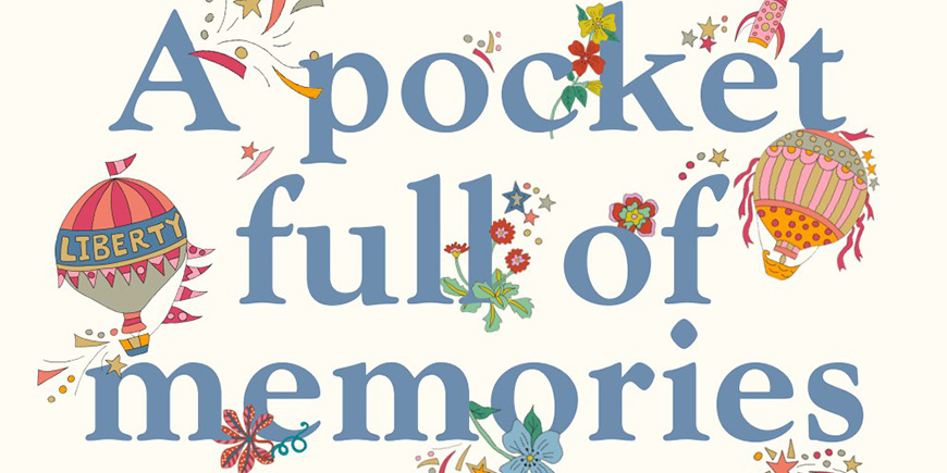 Nouvelle collection : A pocket Full of Memories